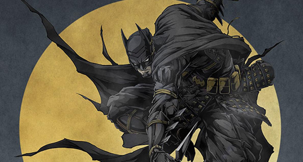 バットマンが忍者に!アニメ『ニンジャバットマン』発表 ─ 日本製作、アクションシーンに期待大 | THE RIVER