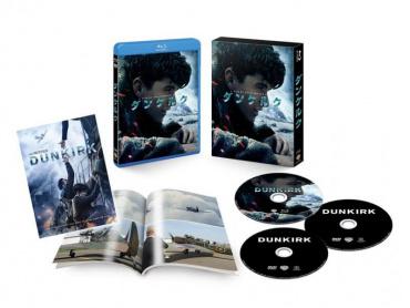 『ダンケルク』早くも12月20日ブルーレイ&DVDリリース決定!劇場未公開の日本語吹替版も収録