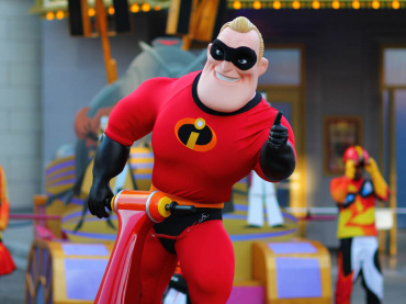 『Mr.インクレディブル2』予告編映像が公開!スーパーパワー暴発ベビー、ジャック=ジャックの天真爛漫な魅力溢れる