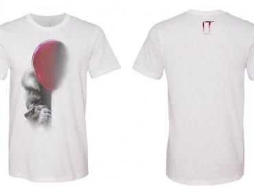 """映画『IT/イット """"それ""""が見えたら、終わり。』オリジナルTシャツをプレゼント!"""