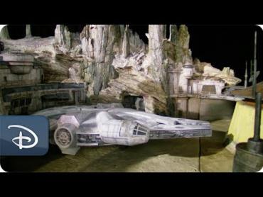 米ディズニーランドの『スター・ウォーズ』テーマパーク、舞台となるのは新惑星の「バトゥー」と判明