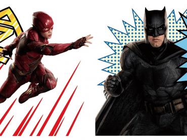 『ジャスティス・リーグ』LINEスタンプ第2弾が登場 ─ DCヒーローがトーク盛り上げる