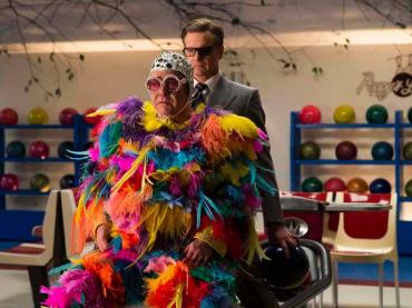 【動画】エルトン・ジョンが『キングスマン:ゴールデン・サークル』本人役で登場、コリン・ファースと夢の共闘 ─ 監督「絶対新鮮だよね!」