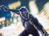 マーベル『ブラックパンサー』楽曲フィーチャーの新TVスポット公開 ― 音楽プロデュースのケンドリック・ラマー、グラミー賞5部門獲得