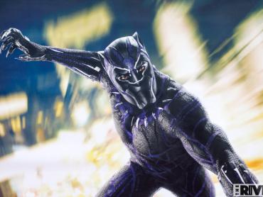 マーベル『ブラックパンサー』早くも記録更新続々!『スパイダーマン:ホームカミング』超えの初動興収狙う