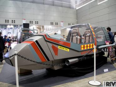 『スターシップ・トゥルーパーズ』ロジャー・ヤングのエスケープシャトルほか実物プロップ「東京コミコン2017」で展示 ─ シリーズのオールナイト上映も決定