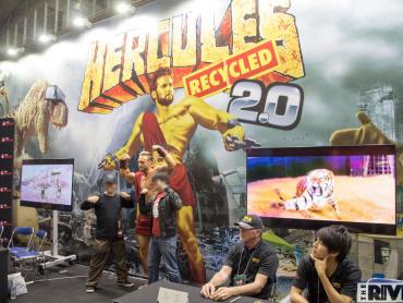 「東京コミコン2017」謎のブース『ヘラクレス2.0 リサイクル』とは何だったのか? 他メディアが触れない真相に迫る