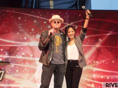 「東京コミコン2017」で異常事態、マイケル・ルーカーが暴走「神対応」 ─ 終了無視のボケ倒し、ちゃんこ鍋まで注入