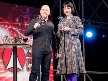 『パシフィック・リム:アップライジング』で東京がボロボロに!「東京コミコン2017」にて最新映像解禁、監督&菊地凛子も登場