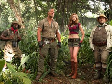 『ジュマンジ:ウェルカム・トゥ・ザ・ジャングル』全米で『スター・ウォーズ』抜き3週連続1位、 マジジュマンジ卍状態へ ─ 『マイティ・ソー』も超えた