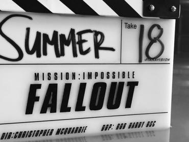 『ミッション:インポッシブル』新作原題は『フォールアウト』!予告編まもなく解禁、トム・クルーズがインスタ開始