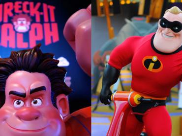 ディズニー『Mr.インクレディブル』&『シュガー・ラッシュ』続編、2018年の「ごあいさつ」映像を公開