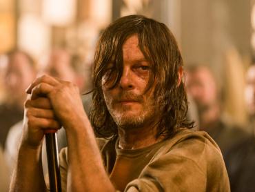 「ウォーキング・デッド」ダリル役ノーマン・リーダス、「永遠に演じ続けられる」 ─ シーズン8の結末も示唆