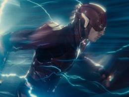 『ジャスティス・リーグ』フラッシュ対スーパーマン、撮影舞台裏が公開 ─ 高速の戦い、どうやって撮られた?