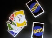 あの『UNO』に続編カードゲーム登場 ─ その名も『DOS』、今度は2枚組ルールだ