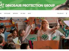 『ジュラシック・ワールド/炎の王国』恐竜保護団体のウェブサイトが公開される ― 内容充実、物語のヒントも?