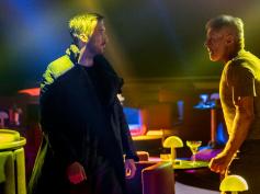 『ブレードランナー2049』名シーンのメイキング映像が公開に ─ ハリソン・フォードの拳クリーンヒットも、ライアン・ゴズリング笑顔