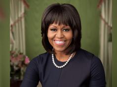 ミシェル・オバマ夫人、マーベル映画『ブラックパンサー』を大絶賛 ─ 「誰もがヒーローとなる勇気与えてくれる」