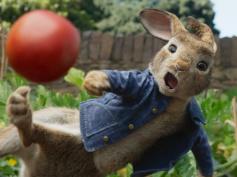 ウサギ版アウトレイジ『ピーターラビット』、戦争映画を参考にした白熱のバトルシーン映像をプレイバック