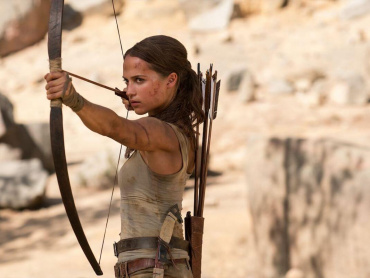 『トゥームレイダー ファースト・ミッション』新ララ・クロフト役アリシア・ヴィキャンデル、続編も「喜んで」