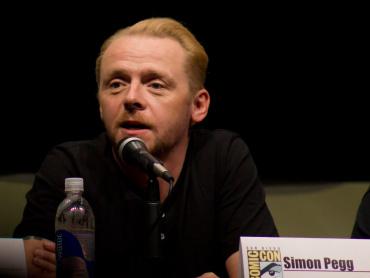 サイモン・ペッグ、『スター・トレック』新作の脚本書いていない!別の脚本家が「クリス・ヘムズワースの話」を執筆中?