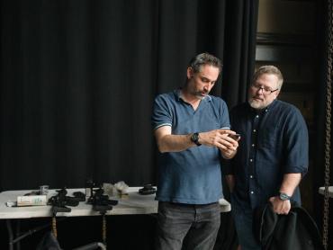『エクス・マキナ』監督、2012年『ジャッジ・ドレッド』を事実上監督していた ― クレジットは別人の表記に