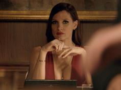 『モリーズ・ゲーム』ジェシカ・チャステインが魅せる、華麗なるドレス七変化!特別映像が公開される
