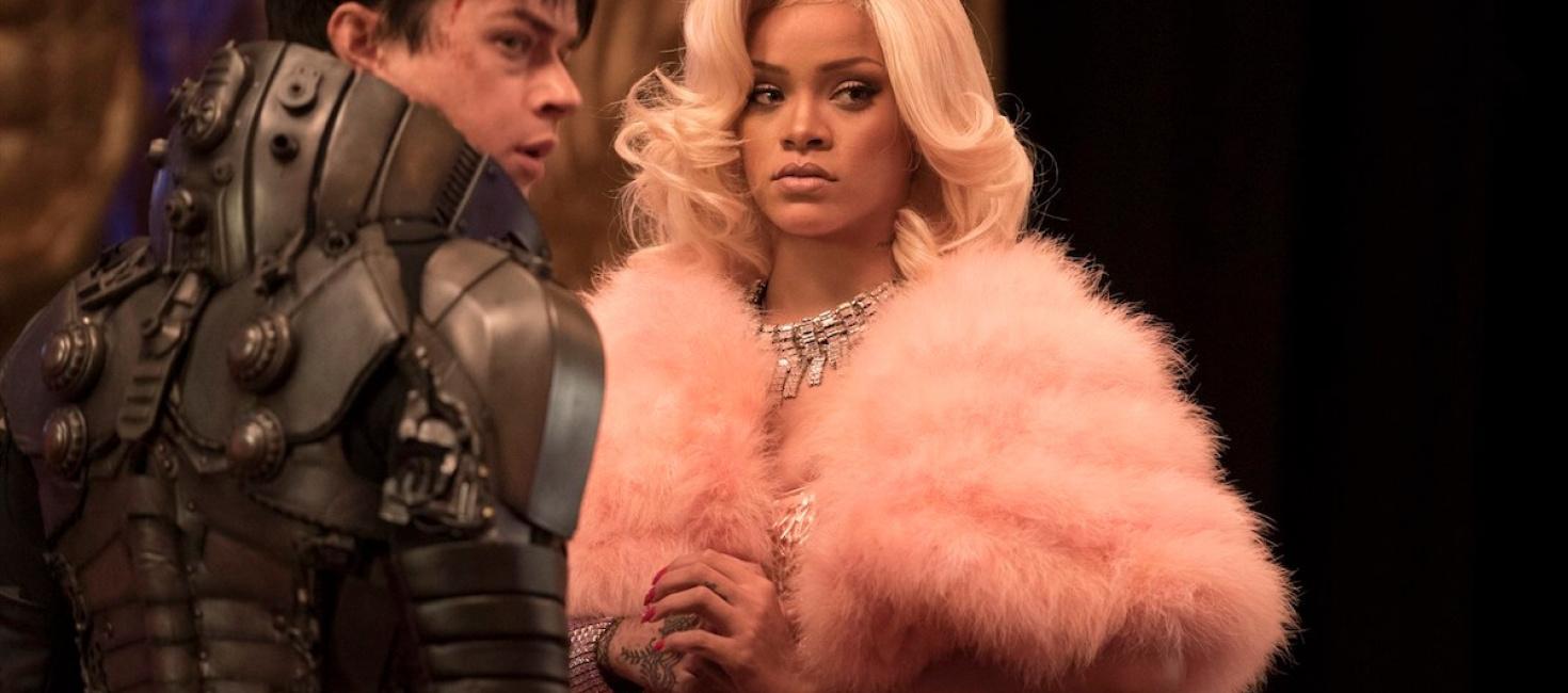 『ヴァレリアン』リアーナ演じるバブルは「役者のメタファー」 ─ 華々しさの裏にある「惨めさ」描く