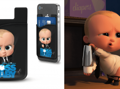 可愛くて実用性もバッチリ!『ボス・ベイビー』オリジナルスマホ用カードケースをプレゼント!