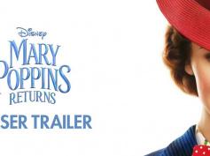 『メリー・ポピンズ リターンズ』予告編が米で公開 ─ 大人になった兄妹のもと、エミリー・ブラント演じるメリーが空から降りてくる