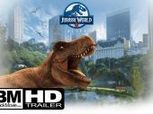 『ジュラシック・ワールド』版「ポケモンGO」?拡張現実に現れる恐竜を捕らえて育てて戦わせるスマホARゲームがリリース予定