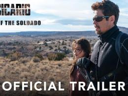メキシコ麻薬戦争描く『ボーダーライン2』米国版本予告編公開!ベニチオ・デル・トロ&ジョシュ・ブローリン主演