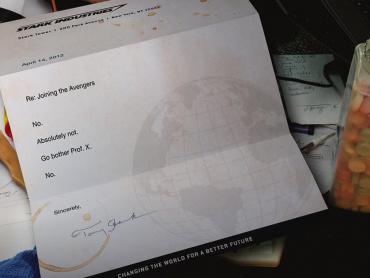 デッドプール、2012年にアベンジャーズ入りを断られていた?ライアン・レイノルズ、『インフィニティ・ウォー』に俺ちゃん流の祝辞送る