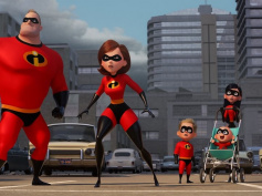 ディズニー/ピクサー『インクレディブル・ファミリー』アニメ史上最高の初動記録を米国で達成 ― 『シビル・ウォー』超え、歴代第8位に