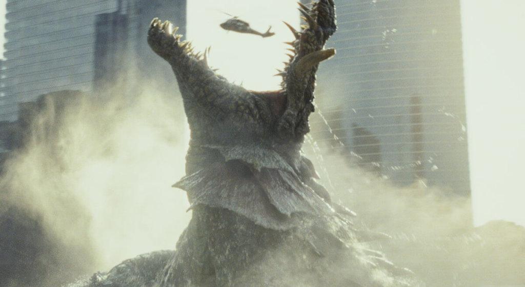 ランペイジ 巨獣大乱闘