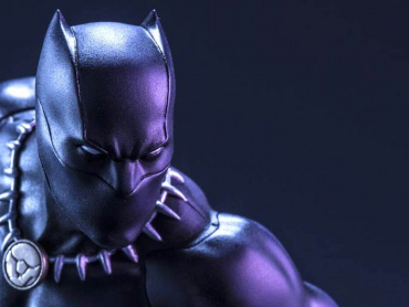 コミック版『ブラックパンサー』がARTFXよりフィギュア化、しなやかなイメージそのままを手元に