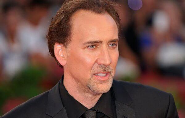 Nicolas Cage ニコラス・ケイジ