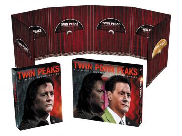 ドラマ「ツイン・ピークス」新作、2018年7月4日Blu-ray&DVDリリース ─ 副題は「リミテッド・イベント・シリーズ」へ