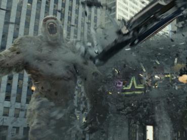 【レビュー】『ランペイジ 巨獣大乱闘』は巨大なる穴馬、穴ゴリラだ ─ 1秒も退屈させない最高のモンスター映画