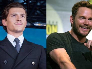 スパイダーマン役トム・ホランド、スター・ロード役クリス・プラットを超尊敬 ― 「僕のお手本となってくれる人」