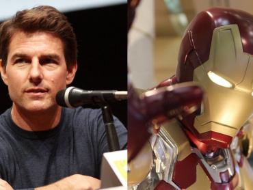 トム・クルーズ、アイアンマン演じる可能性あった?本人が噂の真相明かす ― 「ロバート・ダウニー・Jr以外に考えられない」