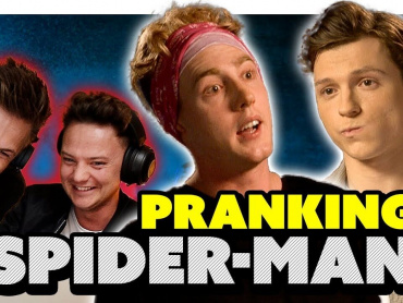 めっちゃええ子…!スパイダーマン役トム・ホランド、リアル友人に仕掛けられたドッキリで徳の高さ見せつける