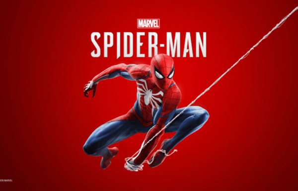 ps4 playstation4 spider-man