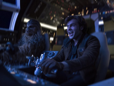 スター・ウォーズ『ハン・ソロ』米国にて前夜祭上映の記録更新!オープニング興行成績はディズニーの予測を下回る見込み