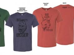 『ランペイジ 巨獣大乱闘』オリジナルTシャツをプレゼント