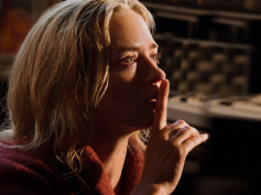 音を立てたら、即死!『IT』超えの恐怖との絶賛相次ぐ『クワイエット・プレイス』18年9月28日日本公開へ