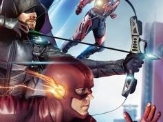 DCドラマ巨大クロスオーバー「クライシス・オン・アースX 最強ヒーロー外伝」DVDが2018年8月リリース決定