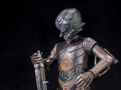 『スター・ウォーズ エピソード5 / 帝国の逆襲』賞金稼ぎドロイドの4-LOM、ARTFX+でフィギュア化決定