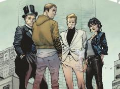 Netflixがコミックを出版へ ─ 『マジック・オーダー』予告編映像が公開