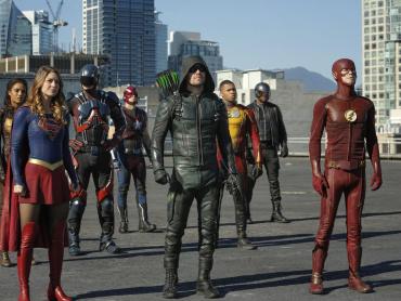 DCドラマ、通称「アローバース」のクロスオーバー・エピソードにバットウーマンが参戦!2018年秋に米国放送予定